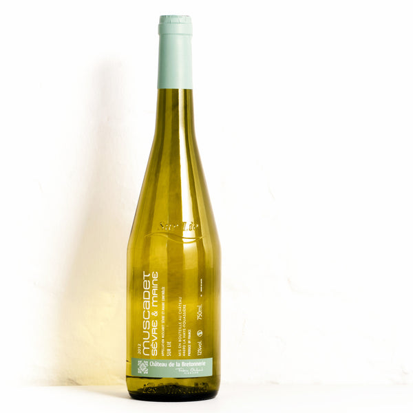 Frédéric Guilbaud Muscadet Sèvre et Maine sur Lie 2017 - Red Squirrel Wine