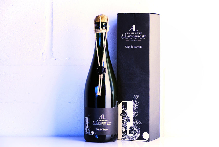 A. Levasseur Noir de Terroir Extra Brut NV - Red Squirrel Wine