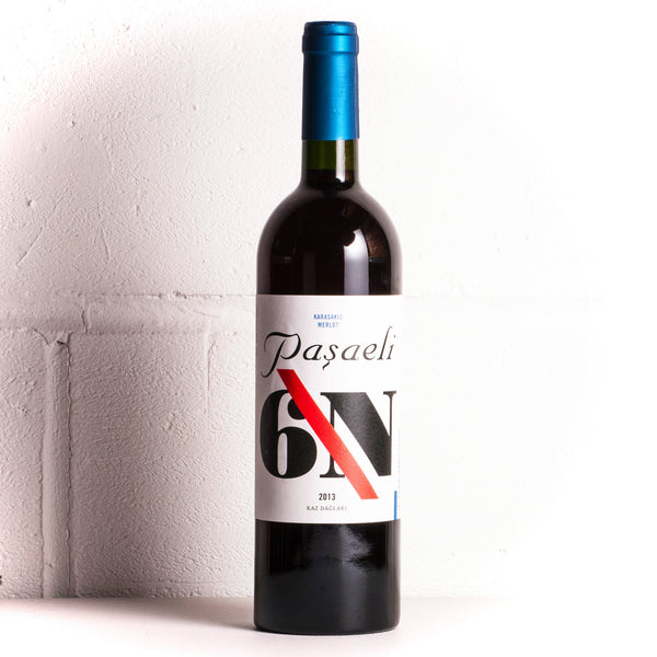 Paşaeli 6N Karasakiz 2015 - Red Squirrel Wine