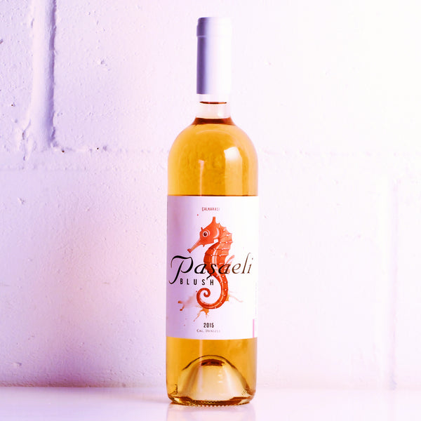 Paşaeli Çalkarasi Rosé 2017 - Red Squirrel Wine