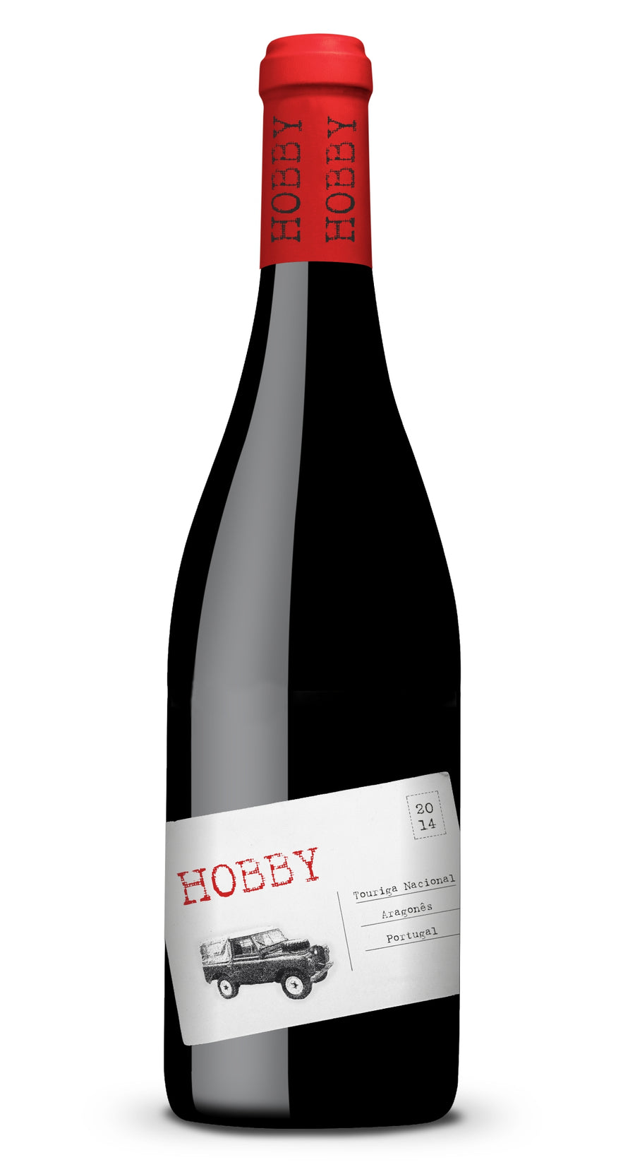Hobby Tinto 2016 - Red Squirrel Wine