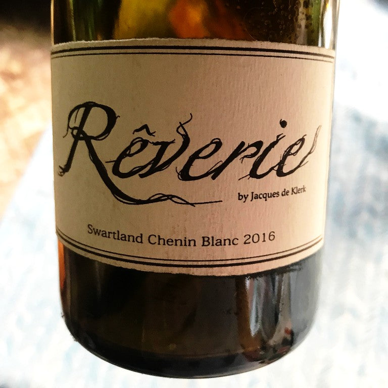 Reverie Chenin Blanc 2017 - Red Squirrel Wine