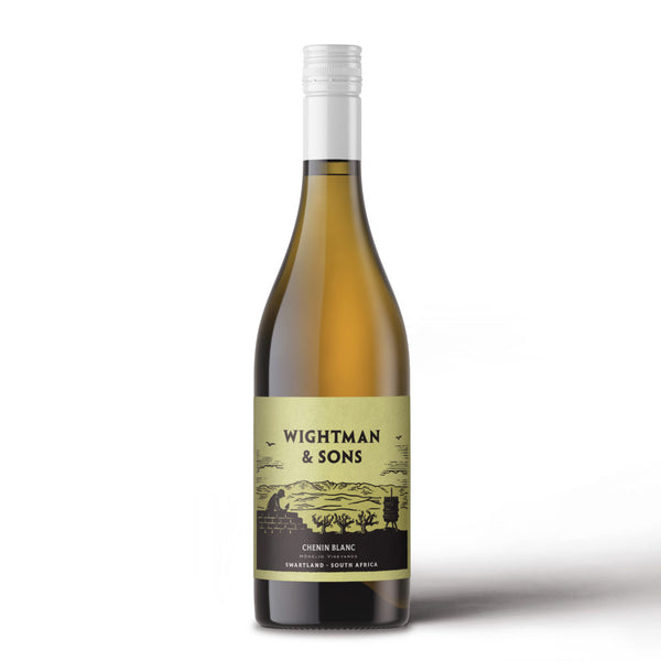 Wightman & Sons Chenin Blanc 2018 - Red Squirrel Wine