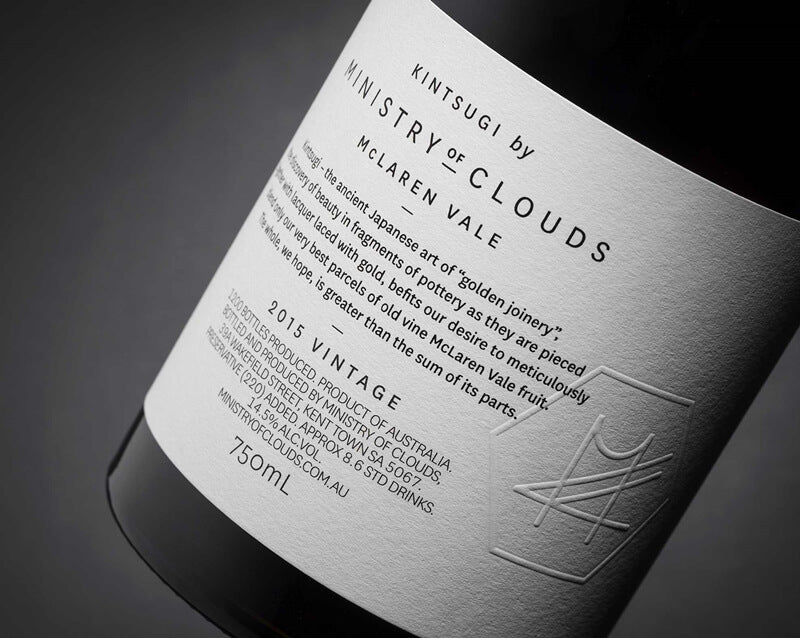 Ministry of Clouds Kintsugi 2016 - Red Squirrel Wine