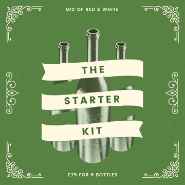 The Starter Kit - Red Squirrel Wine
