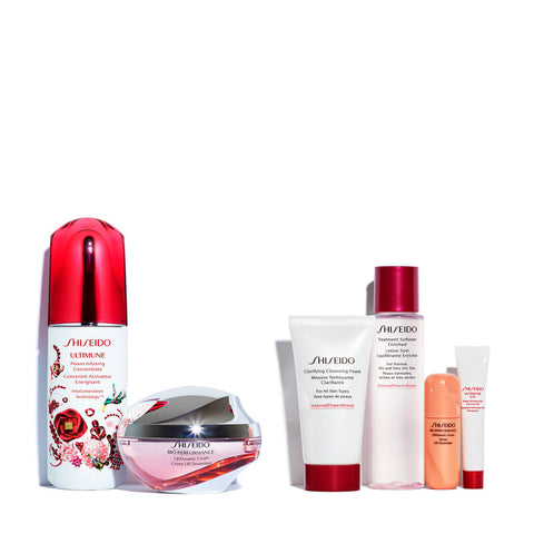 Shiseido The Gift Of Ultimate Lifting (A $350 Value)