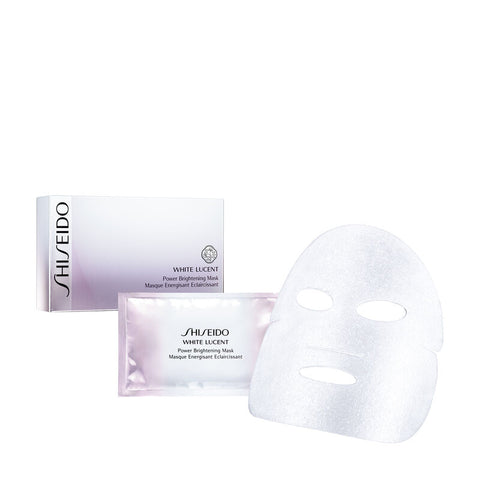 Shiseido WHITE LUCENT power brightening mask[6 sheets]