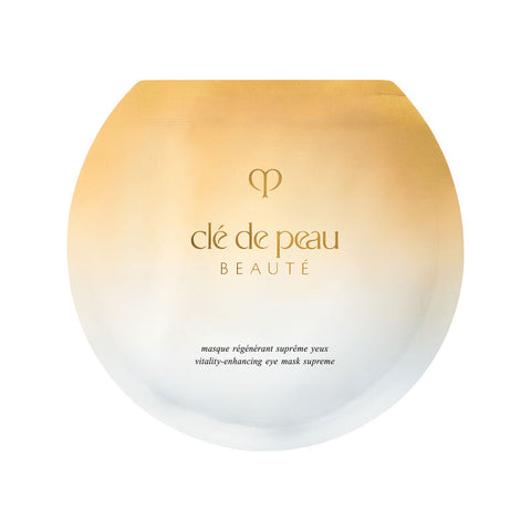 Cle De Peau Beaute Vitality-Enhancing Eye Mask Supreme [6 sheets]