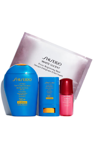 Shiseido Protect & Play The Active Sun Set