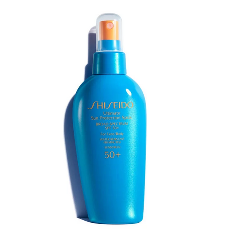 Shiseido Ultimate Sun Protection Spray SPF 50+ Sunscreen