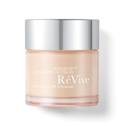 Revive FERMITIF NECK RENEWAL CREAM Broad Spectrum SPF 15 Sunscreen