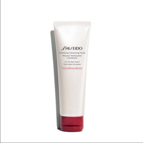 Shiseido Clarifying Cleansing Foam (for all skin types)[125mL]