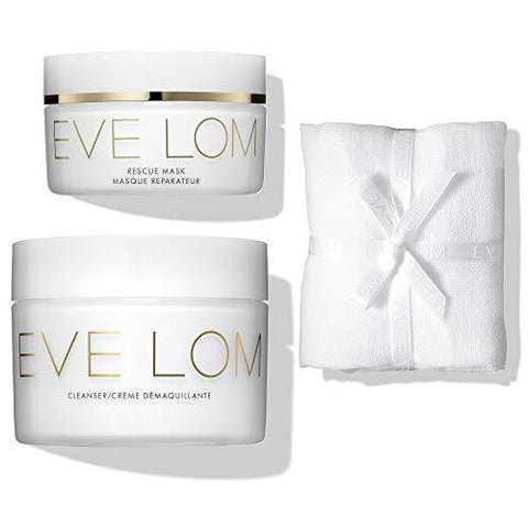 Eve Lom 2019 Holiday 2019 Deluxe Rescue Ritual Gift Set