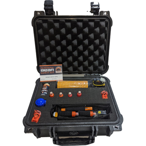 1400 Pelican Case Wildlife Safety Kit