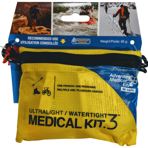 Ultralight watertight .3 Adventure Medical Kit