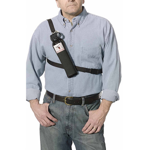 Bear Spray Chest Holster