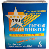 Tru Flare Whistle Cartridge
