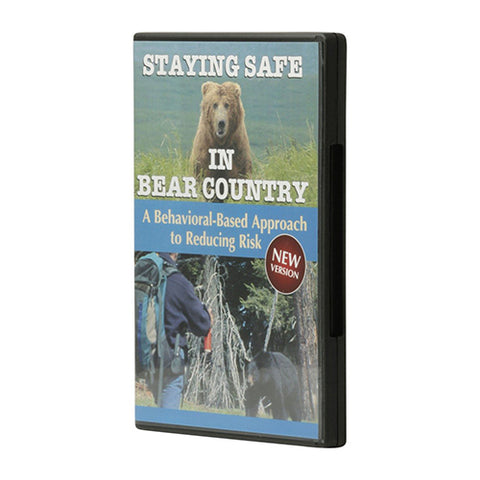 Staying Safe in Bear Country DVD (Digital Media License available)