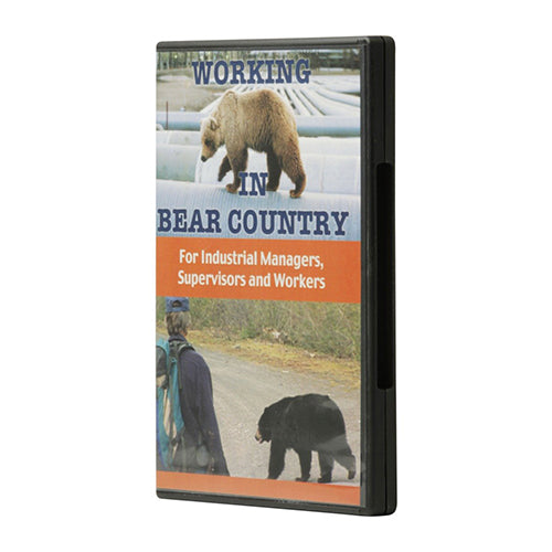 Working in Bear Country DVD (Digital Media License available)