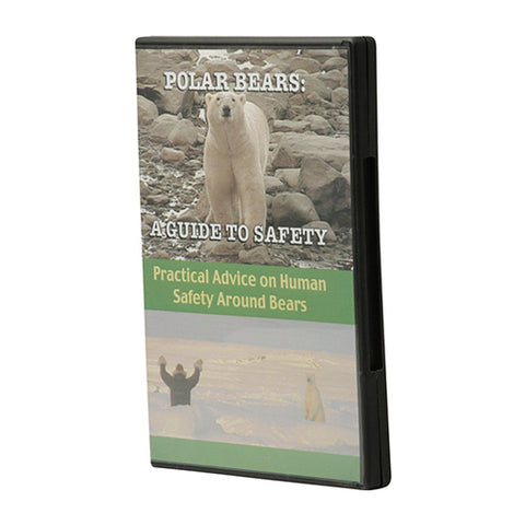 Polar Bears: A Guide to Safety DVD (Digital Media License available)