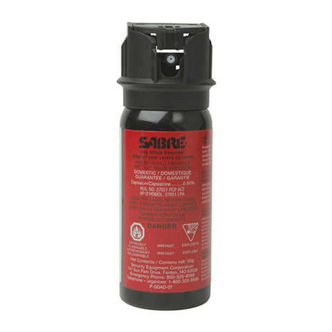 Sabre Dog Attack Deterrent - Professional Flip Top 50g