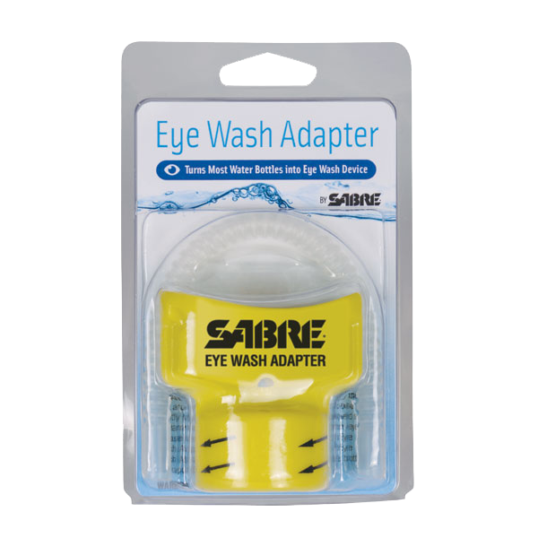 Eye Wash Adapter for water bottle