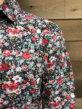 Load image into Gallery viewer, ROCK ROLL N SOUL- FLOWER POWER BUTTON UP