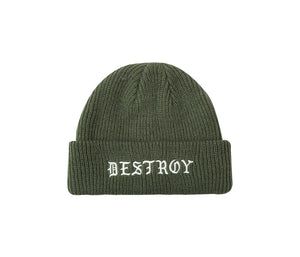 DARK SEAS | DESTROY BEANIE