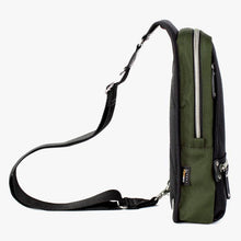 Load image into Gallery viewer, HARVEST LABEL- BLACK/GREEN SLING PACK PRO
