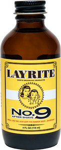 LAYRITE NO.9 AFTER SHAVE
