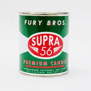 FURY BROS | SUPRA CANDLE