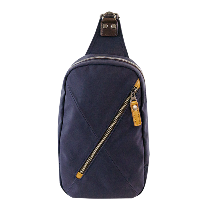 HARVEST LABEL- NAVY BATTEN SLING PACK