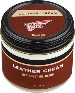 REDWING- LEATHER CREAM