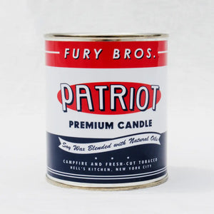 FURY BROS | PATRIOT CANDLE