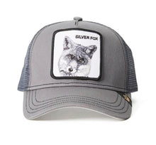 Load image into Gallery viewer, GOORIN- SILVER FOX ANIMAL FARM TRUCKER
