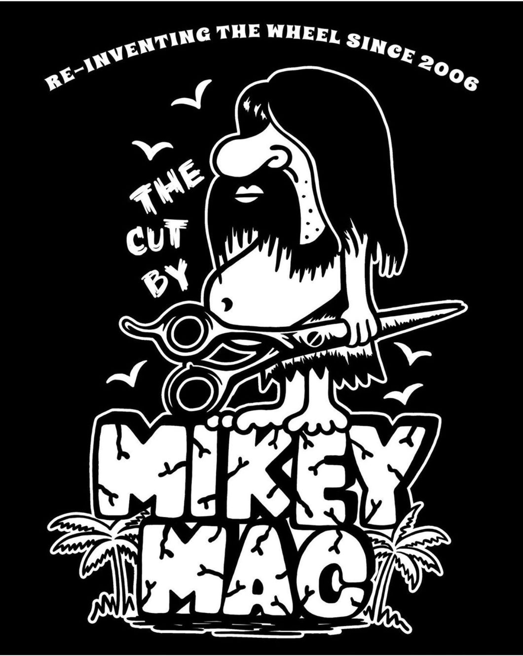 RITUAL MERCH- THE CUT BY MIKEY TEE