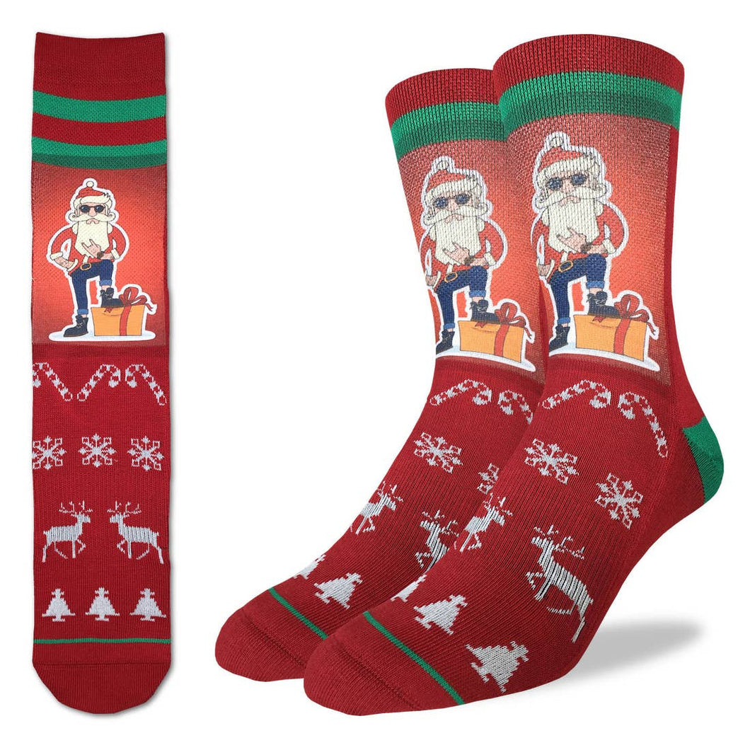 GOOD LUCK SOCK | HIP SANTA
