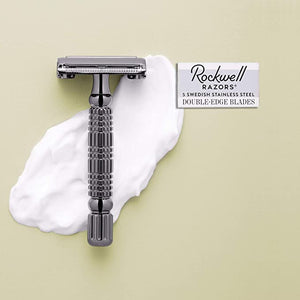 ROCKWELL | R1  DOUBLE EDGE SAFETY RAZOR