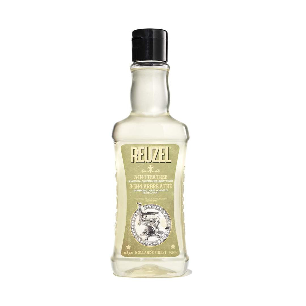 REUZEL | 3 IN 1 TEA TREE | TRAVEL SIZE