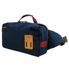 Load image into Gallery viewer, HARVEST LABEL- NAVY KAMPER CROSS BAG