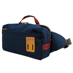 HARVEST LABEL- NAVY KAMPER CROSS BAG