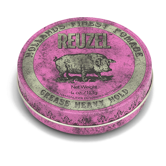 REUZEL | GREASE HEAVY HOLD | PINK