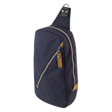Load image into Gallery viewer, HARVEST LABEL- NAVY BATTEN SLING PACK