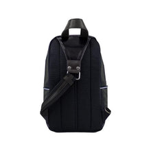 Load image into Gallery viewer, HARVEST LABEL- BLACK PORTSMAN SLING BAG