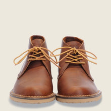 Load image into Gallery viewer, REDWING- WEEKEND CHUKKA- COPPER 3322