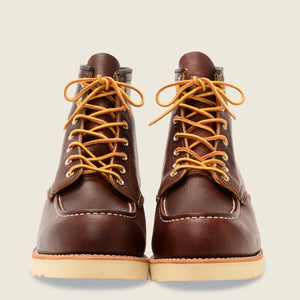REDWING- CLASSIC MOC- BROWN 8138