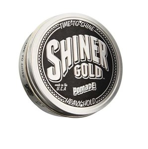 SHINER GOLD HEAVY HOLD CLASSIC POMADE