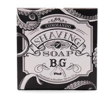 Load image into Gallery viewer, BROOKLYN GROOMING- COMMANDO SHAVING SOAP