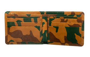 MADE IN MAYHEN- LIMITED EDITION CAMO BIFOLD