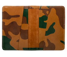 Load image into Gallery viewer, MADE IN MAYHEM- LIMITED CAMO WALLET